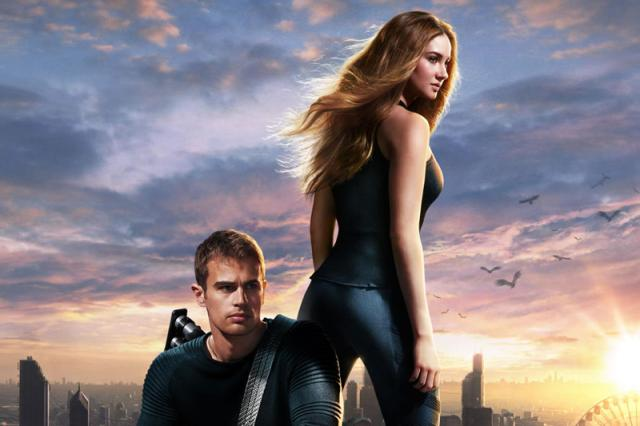 """Assista à cena que foi deletada de Divergente por ser """"forte demais"""" Divulgação/"""