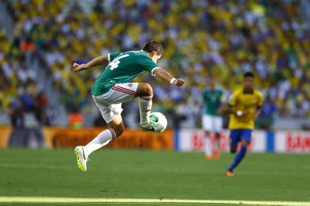 Osorio divulga pré-lista do México para a Copa das Confederações Lauro Alves/Agencia RBS