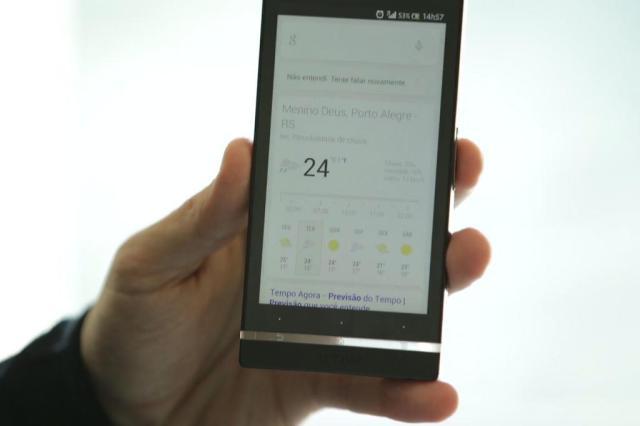 Versão em português de app do Google divide opiniões Reprodução/zero hora