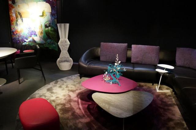 Cores surpreendem no Salão do Móvel de Milão Eleone Prestes/Eleone Prestes