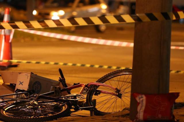 Veja quais são os 10 bairros com mais acidentes de bicicleta em Porto Alegre Adriana Franciosi/Agencia RBS