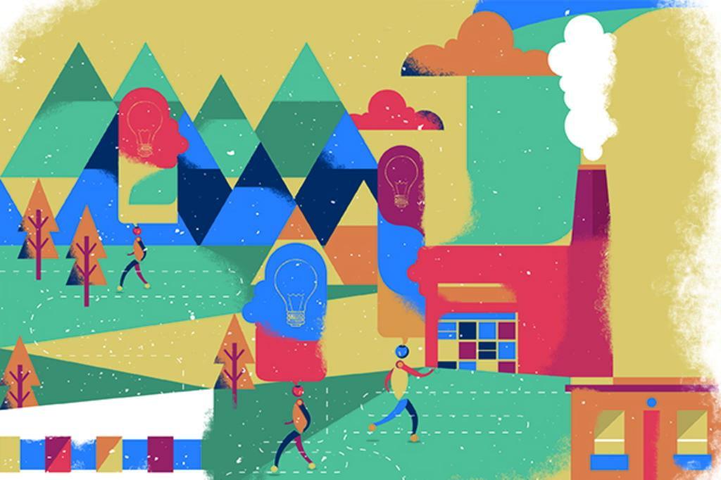 Caminhar ativa a criatividade, aponta estudo nos EUA Henrique Tramontina/Arte ZH