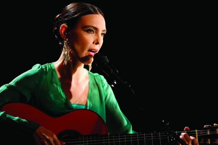 Adriana Calcanhotto apresenta show-tese em Portugal Leo Aversa/Divulgação