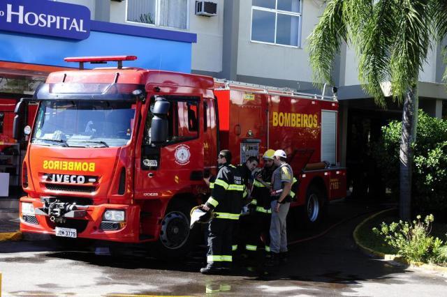 Hospital de Osório não tem alvará do Corpo de Bombeiros Ronaldo Bernardi/AgênciaRBS