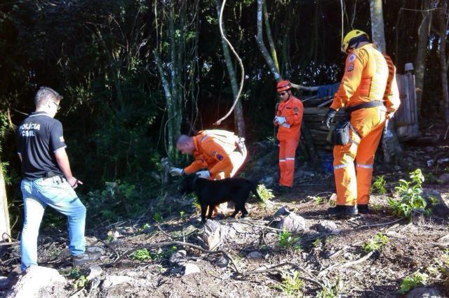 Polícia identifica mãe de bebê que teve cabeça cortada no interior de Caxias do Sul Sissi Moreira/Divulgação
