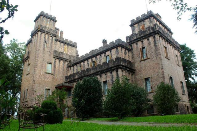 Palco da Revolução de 23, castelo de Pedras Altas é posto à venda Marcel Ávila/Especial