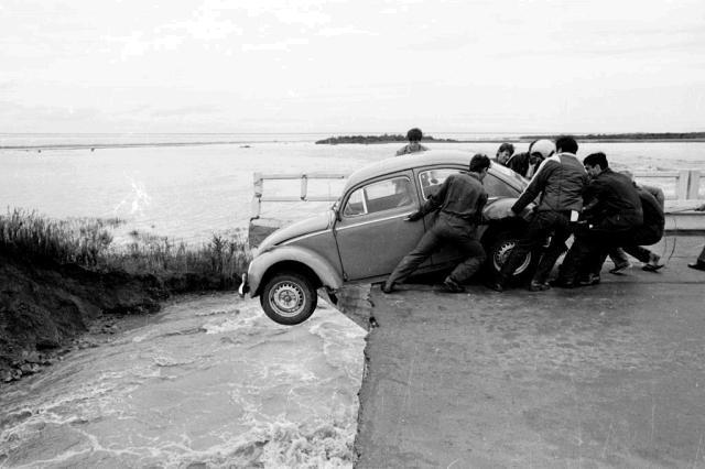 ZH reencontra personagens da enchente na Região Central de 1984 Fernando Gomes/Agencia RBS