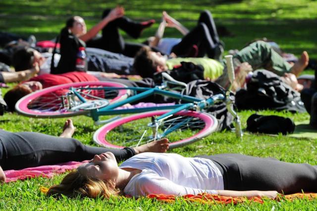 Conheça os diversos tipos de yoga e veja o que mais combina com você Fernando Gomes/Agencia RBS