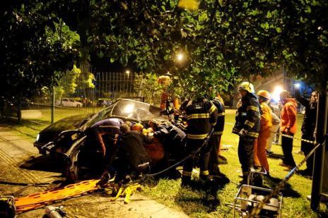 Jovens representam 25% dos mortos no trânsito gaúcho em 2014 (Diogo Zanatta/Especial)