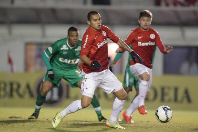 Com o jovem Jair e dois centroavantes, Abel confirma Inter para enfrentar o Ceará Jefferson Botega/Agencia RBS