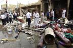 Confrontos deixam 22 mortos em cidade do Iraque HAIDAR HAMDANI/AFP