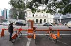 Licitação prevê o dobro de estações de bicicletas de aluguel em Porto Alegre Bruno Alencastro/Agencia RBS