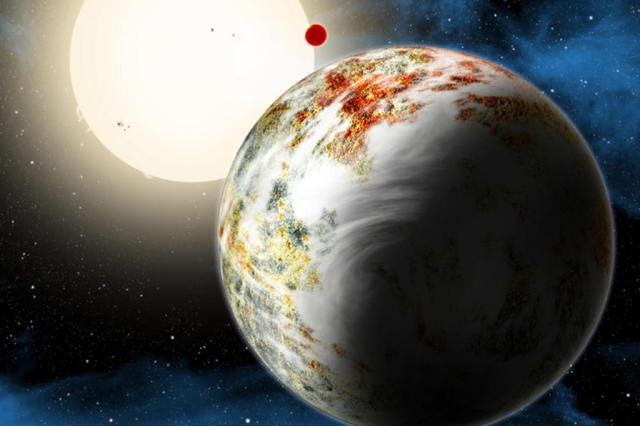 """Descoberta de primeiro planeta considerado """"mega-Terra"""" intriga cientistas David Aguilar/Harvard-Smithsonian Center for Astrophysics"""
