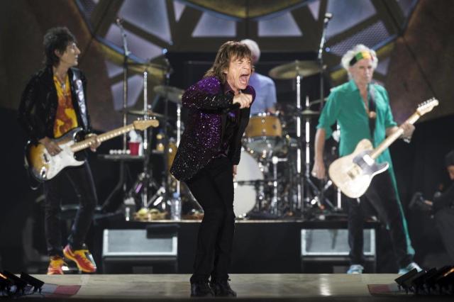 Produtoras negociam para trazer Rolling Stones à Argentina JACK GUEZ/AFP