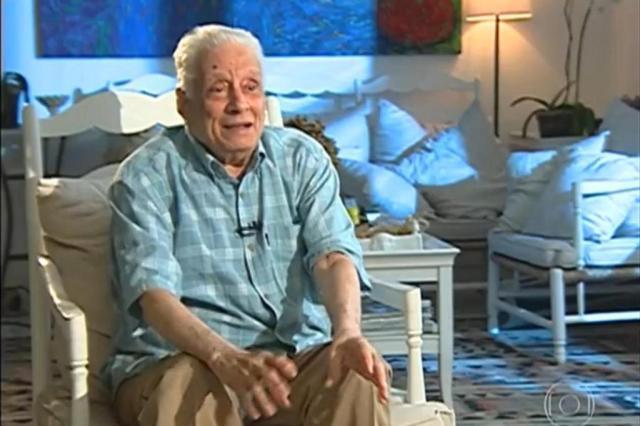 Humorista, roteirista e diretor Max Nunes morre aos 92 anos Reprodução/globo.com