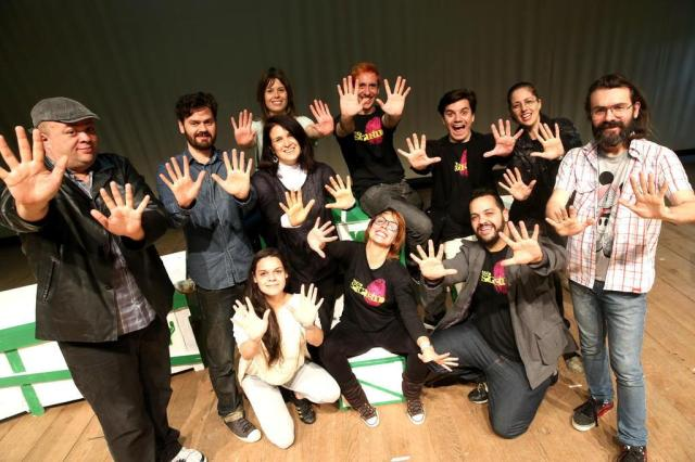 Três companhias de teatro comemoram 10 anos e falam dos desafios da cena gaúcha Júlio Cordeiro/Agencia RBS