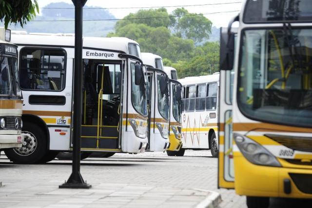 Linhas T3 e T4 não circulam na Capital em protesto por mais segurança Ronaldo Bernardi/Agencia RBS