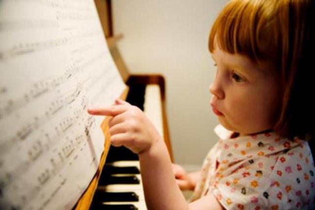 Crianças com formação musical possuem melhor gerenciamento do cérebro Reprodução/Reprodução