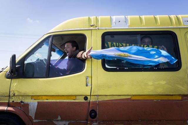 PRF e BM reforçam segurança nas estradas para o retorno dos argentinos Mateus Bruxel/Agencia RBS