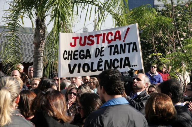 Mortes em assaltos alertam para o risco da reação Charles Dias/Especial