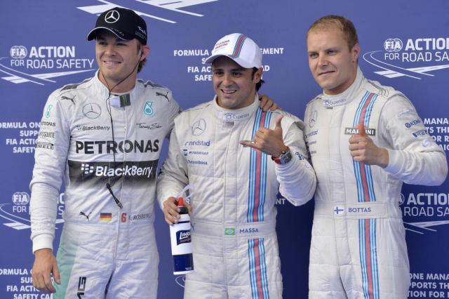 Felipe Massa quebra hegemonia da Mercedes e faz a pole na Áustria Samuel Kubani/AFP
