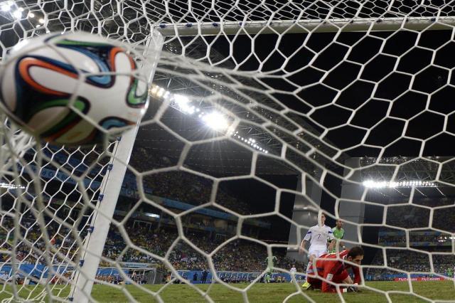 Nigéria vence por 1 a 0 e elimina a Bósnia Herzegovina da Copa JUAN BARRETO/AFP