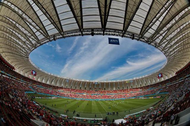 Jornalistas estrangeiros dão nota 8,5 para a Copa no Brasil Ricardo Duarte/Agencia RBS