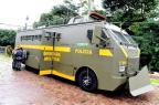 Enferrujado e com goteira, caveirão comprado para a Copa vai para conserto (Fernando Gomes/Agencia RBS)