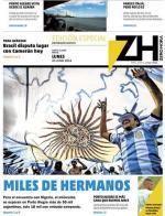 Vea todas las portadas de las ediciones de ZH en español