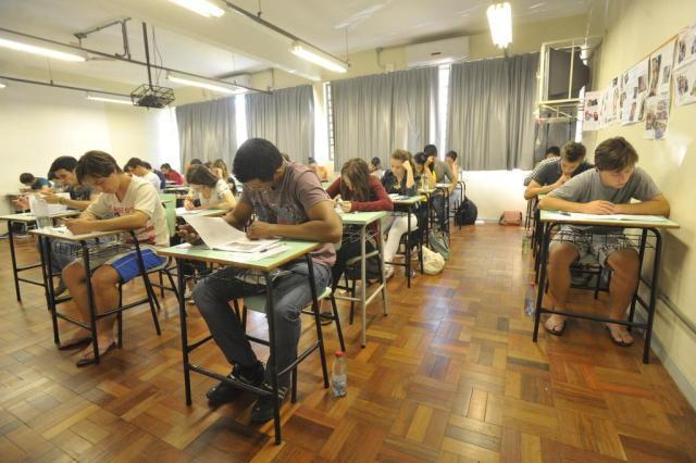 UFSM apresenta novo recurso contra o vestibular Jean Pimentel/Agencia RBS