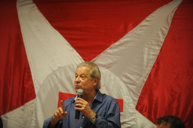 Sem a presença de Barbosa, STF libera trabalho para Dirceu Sirli Freitas/Agencia RBS