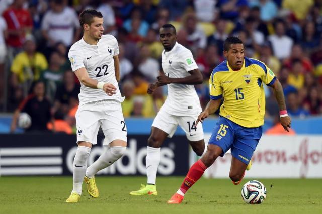 Grêmio quer meia-atacante equatoriano que atua no México Odd Andersen/AFP