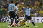 Copa do Mundo: Colômbia x Uruguai