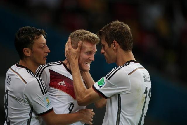 Com gols na prorrogação, Alemanha vence a Argélia por 2 a 1 Ricardo Duarte/Agencia RBS