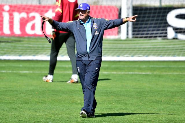 Felipão é o novo técnico do Grêmio Gaspar Nóbrega, Vipcomm/