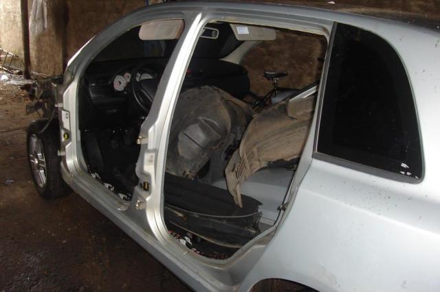 15% dos furtos e roubos de veículos em Porto Alegre são simulados pelos próprios donos Ver Descrição/Agencia RBS
