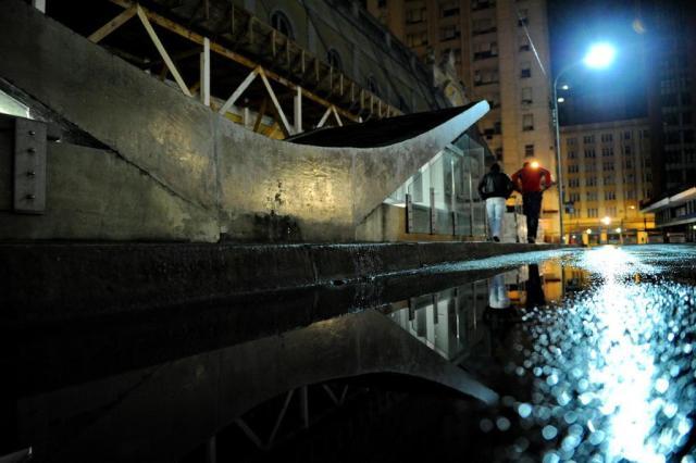 Chuva volta ao RS e regiões afetadas ficam em estado de alerta Carlos Macedo/Agencia RBS