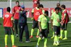 Psicóloga encontra resistência dos jogadores da Seleção TASSO MARCELO/AFP