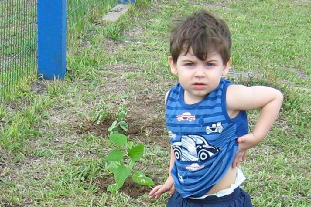 Padrasto vai a júri por assassinato de criança em Porto Alegre reprodução Facebook/facebook