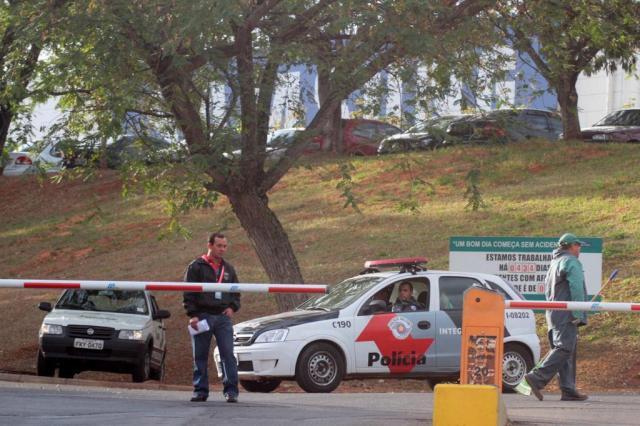 Polícia acha peças roubadas da Samsung no Paraguai DENNY CESARE/CÓDIGO19/ESTADÃO CONTEÚDO