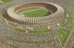 Confira fotos de antes e depois da reforma do Estádio Mineirão, palco da semifinal da Copa do Mundo 2014