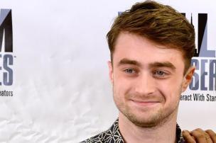 """Astro da franquia """"Harry Potter"""", Daniel Radcliffe é anunciado em filme sobre GTA Andrew H. Walker/AFP"""