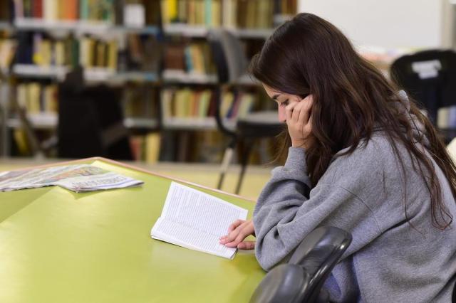 Para mergulhar nos livros, conheça sete bibliotecas públicas em Porto Alegre Fernando Gomes/Agencia RBS