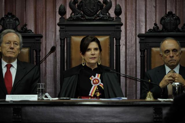 """Maria Elizabeth Rocha: """"Não há dispositivo que impeça um militar de ser homossexual"""" José Cruz/Agência Brasil"""