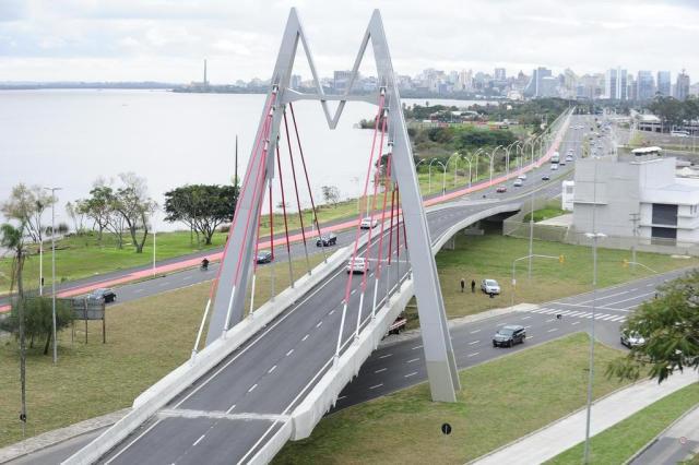 Desabamento de viaduto em Minas faz poder público redobrar atenção em obras da Copa Ronaldo Bernardi/Agencia RBS
