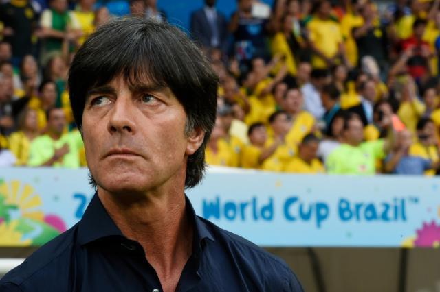 Sem suas principais estrelas, Löw divulga convocação da Alemanha para Copa das Confederações FABRICE COFFRINI /AFP