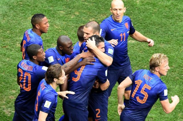 Brasil perde para a Holanda e termina a Copa em 4º lugar EVARISTO SA/AFP