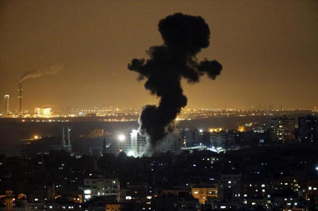 Entenda a origem da crise entre judeus e palestinos na Faixa de Gaza  Thomas Coex/AFP