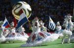 Cerimônia de encerramento da Copa do Mundo 2014