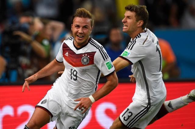 Cotação ZH: herói do título, Götze é o destaque da final da Copa Odd Andersen,AFP/